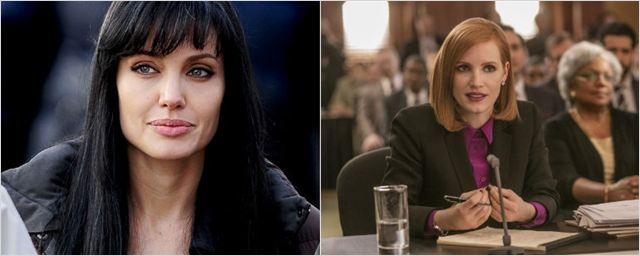 RUMOR: 'X-Men: Dark Phoenix' quiere fichar a Angelina Jolie o a Jessica Chastain para un misterioso papel