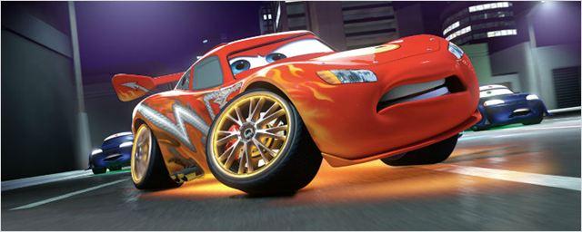 'Cars 3': El Batmóvil casi aparece en la película