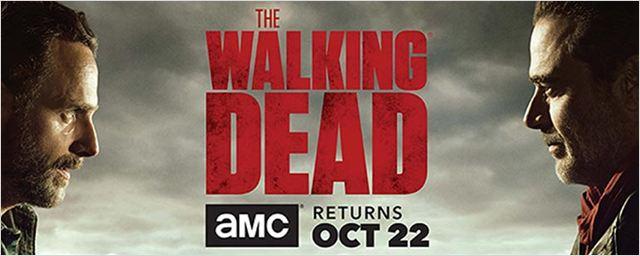 'The Walking Dead': Primer póster de la octava temporada anunciando la fecha de estreno