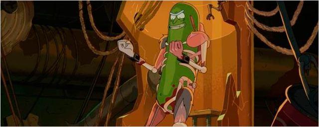 'Rick y Morty': El episodio de 'Pickle Rick' (3x03) de la tercera temporada ha sido inspirado en 'Breaking Bad'