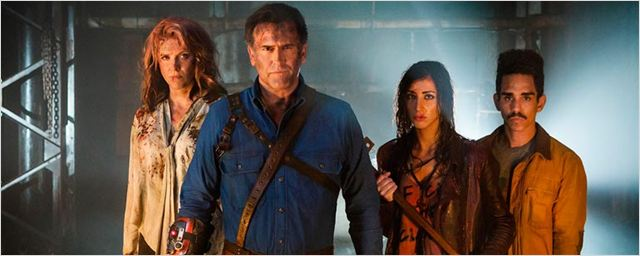'Ash Vs. Evil Dead': ya puedes ver el primer tráiler de la tercera temporada