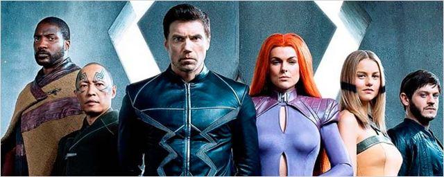 'Inhumans' parece haber sido cancelada, pero los fans lanzan una petición para que continúe