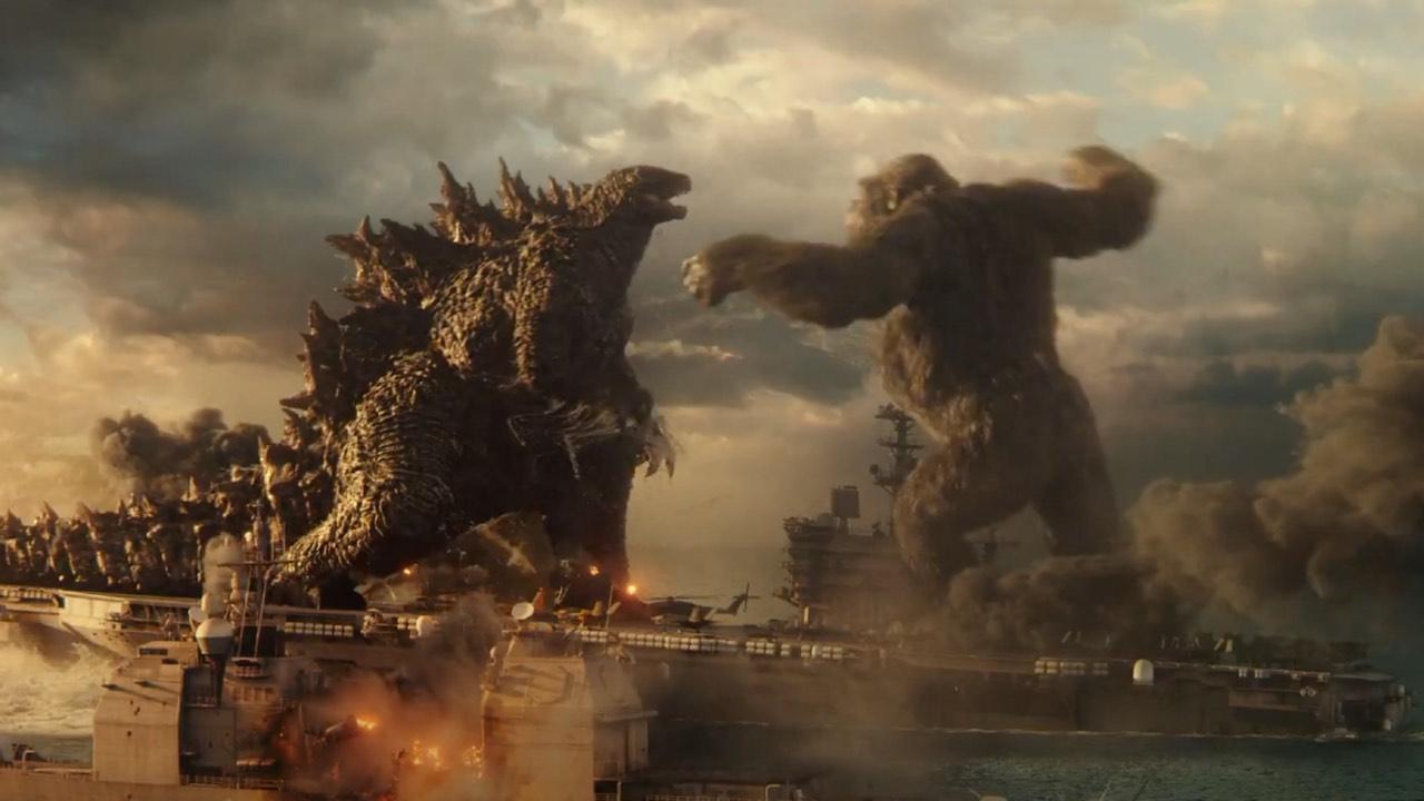 Godzilla vs. Kong, dirigida por Adam Wingard
