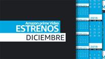 Avance de estrenos Amazon Prime Video - Diciembre 2019