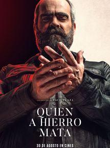 Resultado de imagen de QUIEN A HIERRO MATA, de Paco Plaza (España, 2019).