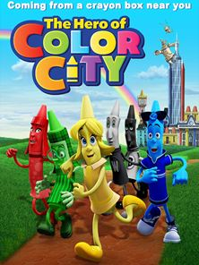 The Hero of Color City Tráiler VO