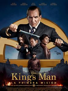 The King's Man: La primera misión Trailer