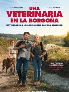 Una veterinaria en la Borgoña Tráiler VO