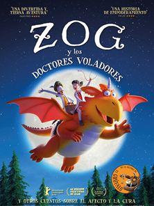 Zog y los doctores voladores Tráiler