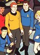 Star trek: Series animadas