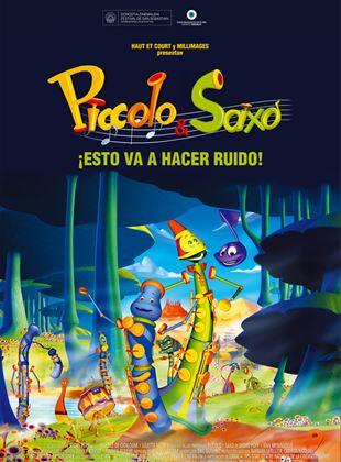 Piccolo y Saxo