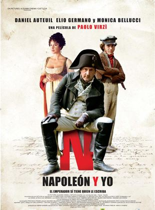 """""""N"""" Napoleón y yo"""