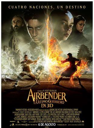 Airbender. El último guerrero