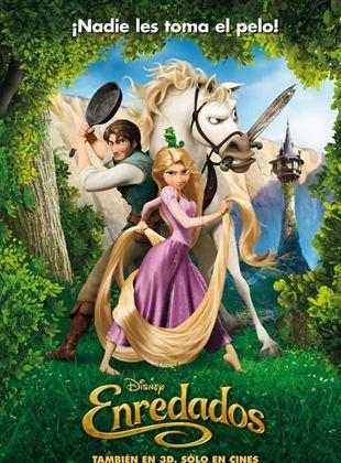 Enredados (Rapunzel)