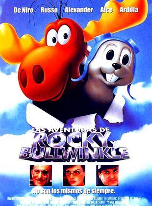 Las aventuras de Rocky y Bullwinkle