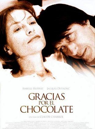 Gracias por el chocolate
