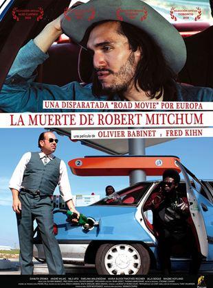 La muerte de Robert Mitchum