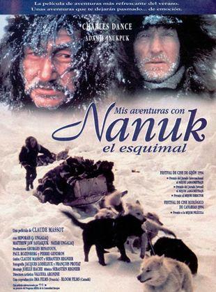 Mis aventuras con Nanuk el esquimal