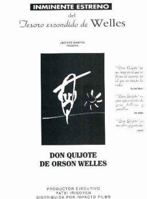 Don Quijote de Orson Welles