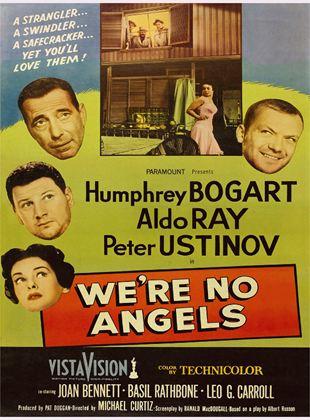No somos ángeles
