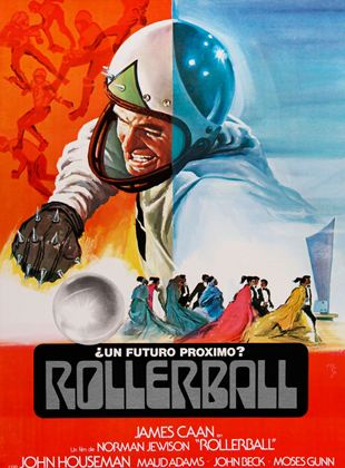 Rollerball ¿Un futuro próximo?