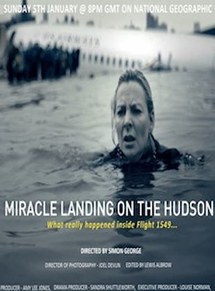 Milagro en el río Hudson