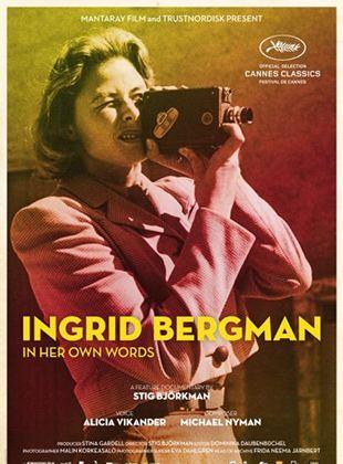 Yo, Ingrid Bergman