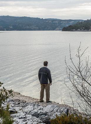 Desaparecidas en el lago