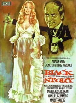 Black story (La historia negra de Peter P. Peter)