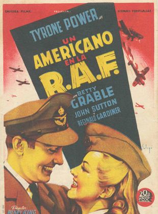 Un americano en la R.A.F.