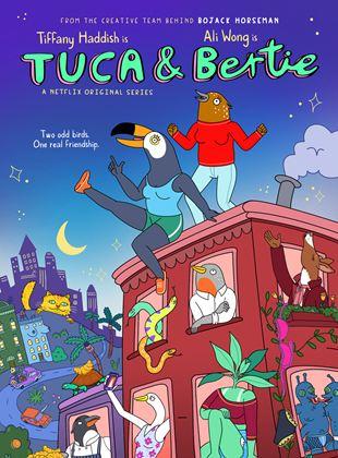 Tuca y Bertie