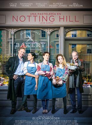 Una pasteleria en Notting Hill