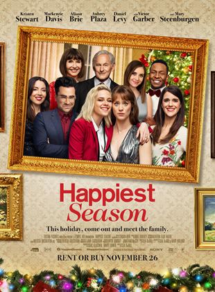 Happiest Season (La estación de la felicidad)