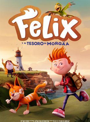 Felix y el tesoro de Morgaa