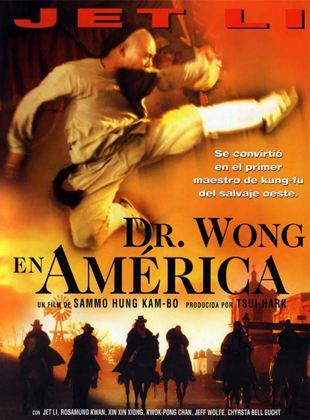 Dr. Wong en América