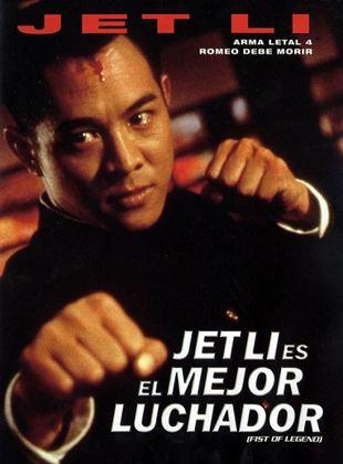 Jet Li es el mejor luchador (Fist of Legend)