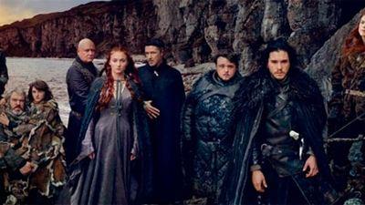 Así son los actores de 'Juego de tronos' fuera del universo de George R.R. Martin