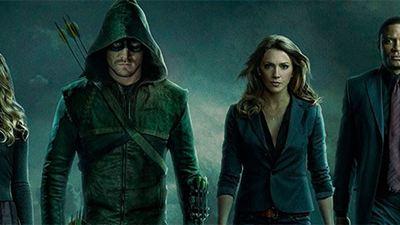 'Arrow': imágenes del rodaje revelan quién está en la tumba