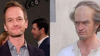 'Una serie de castastróficas desdichas': Neil Patrick Harris irreconocible en las primeras imágenes del rodaje