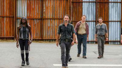 'The Walking Dead': Nuevas imágenes de la segunda mitad de la séptima temporada