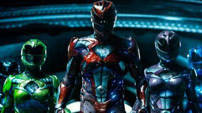 'Power Rangers': Descubre la banda sonora de la nueva película