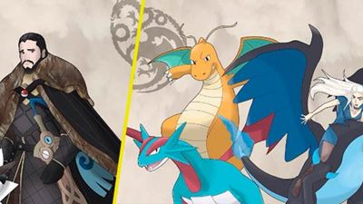 Los protagonistas de 'Juego de tronos' se convierten en personajes de 'Pokémon'