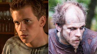 Así eran los actores de 'Vikingos' cuando eran jóvenes