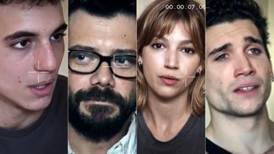 'La casa de papel' (Netflix): Así fueron las audiciones de los actores protagonistas