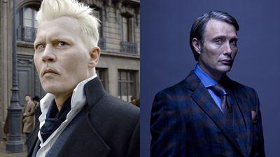 Johnny Depp en 'Animales fantásticos' y otros 12 actores que fueron sustituidos (con polémica de por medio)