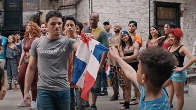 Comunidad, diversidad y grandes sueños. Así es 'En un barrio de Nueva York', el musical de Lin-Manuel Miranda convertido en película