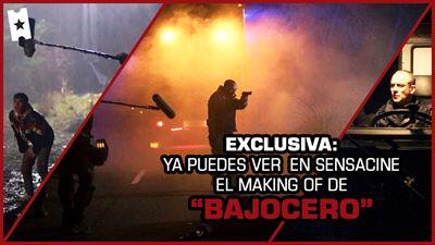 EXCLUSIVA: Ya puedes ver completo cómo se hizo 'Bajocero', el 'thriller' español que han visto 46 millones de personas