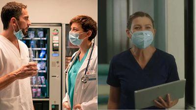 Cuatro claves que conectan las series de Disney+ 'Besos al aire' y 'Anatomía de Grey'