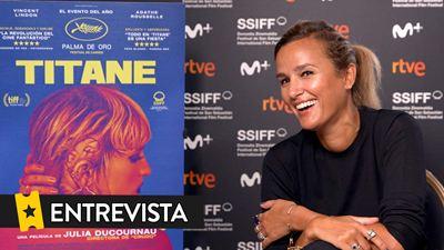 """Julia Ducournau, directora de 'Titane': """"La rabia de mi película nace del hecho de ser mujer"""""""