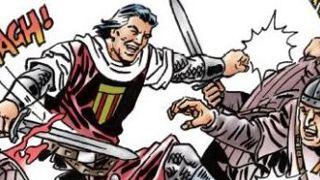 Primera imagen de 'El Capitán Trueno y el Santo Grial'